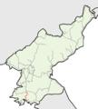 DPRK-Hwanghae Chongnyon Line.png