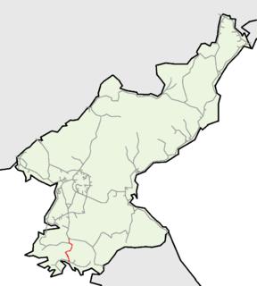 Hwanghae Chongnyon Line