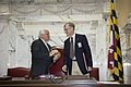 DR. JOHN MATHER RECEIVES AN AWARD FROM THE MARYLAND GENERAL ASSEMBLY - DPLA - cba83f8c1a17c1b08f3441b5a84bb11c.jpg