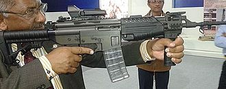 Ordnance Factories Board - Image: DRDO MC Rifle