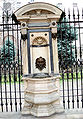 DSC03166 - Milano - Santa Maria dei Miracoli - Chiostrino - Fontana - Foto Giovanni Dall'Orto 10-feb-2007.jpg