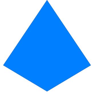 Deltoidal hexecontahedron - Image: DU27 facets