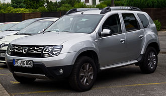 Compact sport utility vehicle - In 2013, the Renault (Dacia) Duster became the 3rd best-selling subcompact SUV in the world
