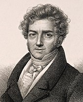 Boieldieu, ca. 1826 (Dacurme nach Hippolyte-Louis Garnier). (Quelle: Wikimedia)
