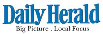 Daily Herald (Arlington Heights) - Image: Daily Herald (Chicagoland) logo