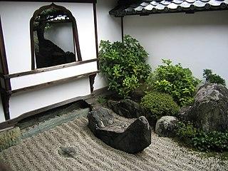 Sub-temple of Daitoku-ji, Kyoto, Japan