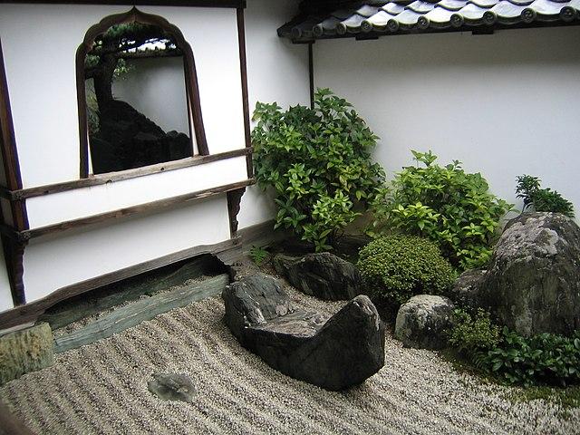 Daisen In : le bateau du trésor et la tortue (source : Wikipedia)
