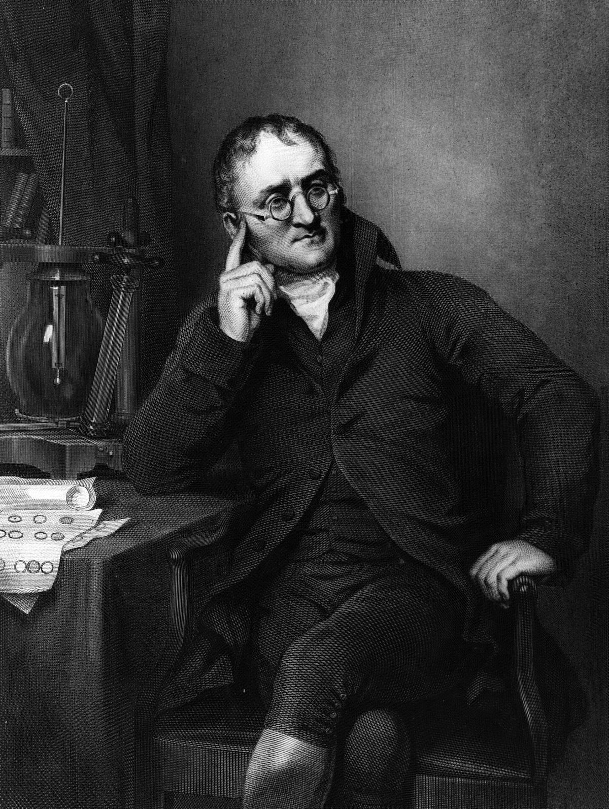 the life and contributions to science of john dalton John dalton was an english chemist, meteorologist and physicist who is best known for his work on 'modern atomic theory' and 'colour blindness' read this biography to learn more about his childhood, life and timeline.