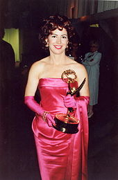 Dana Delany at the 1992 Emmy awards