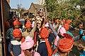 Dancing Barajatri With Bridegroom - Odia Hindu Wedding Ceremony - Kamakhyanagar - Dhenkanal 2018-01-24 7862.JPG