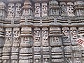 Dancing poses sculpted in Konark SunTemple.jpg