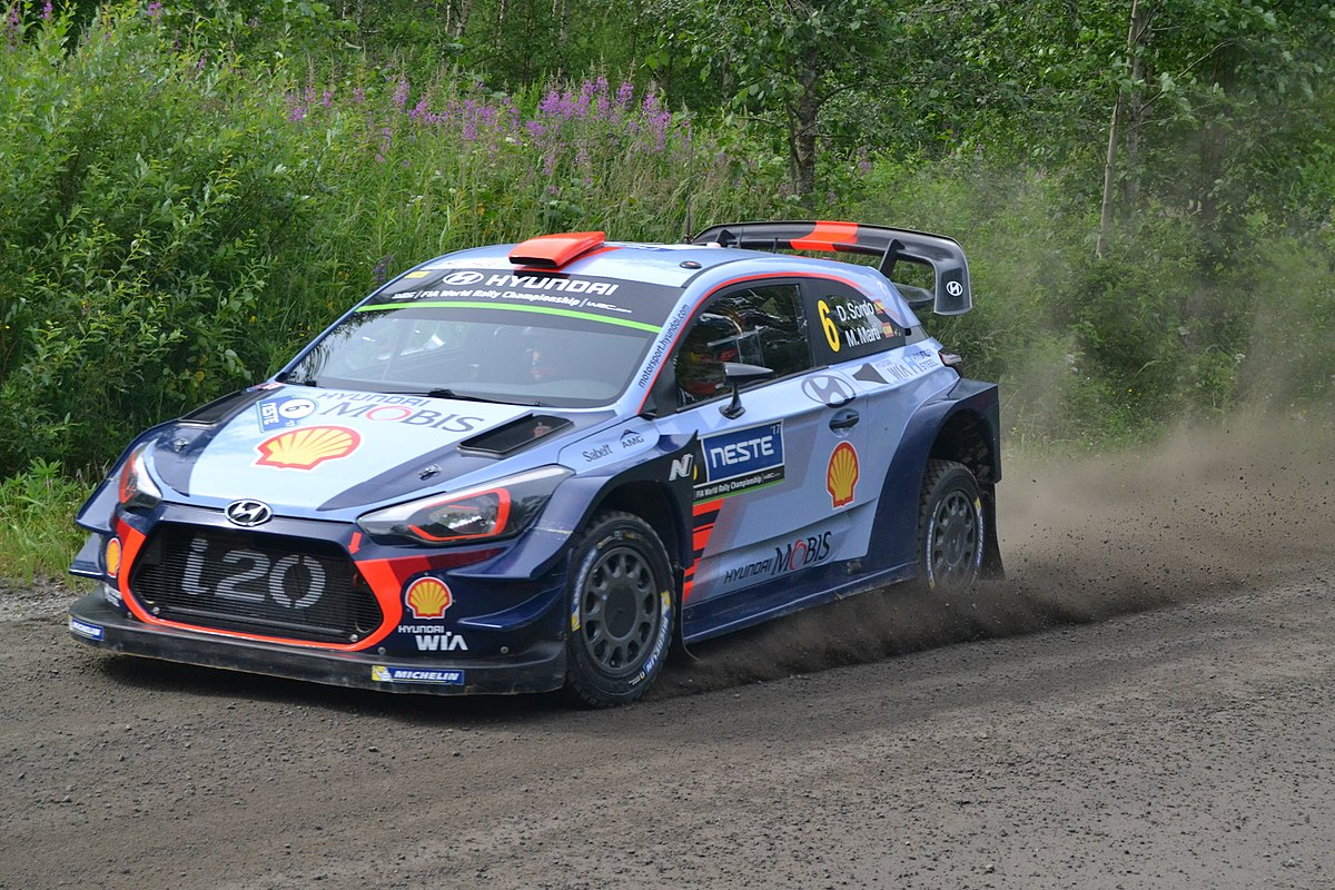 Hyundai i20 Coupe WRC - Wikipedia