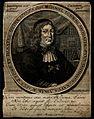 Daniel Ludwig. Line engraving by J. à Montalegre. Wellcome V0003709.jpg