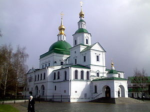Danilov Monastery - The katholikon