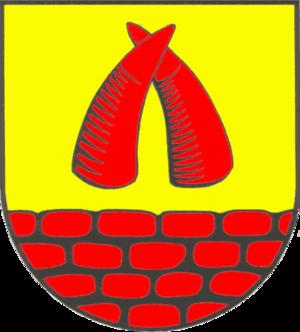 Dannewerk - Image: Dannewerk Wappen
