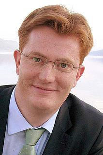 Danny Alexander British Banker and Former Liberal Democrat politician