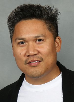 Dante Basco - Basco at Paradise City Comic Con in December 2016