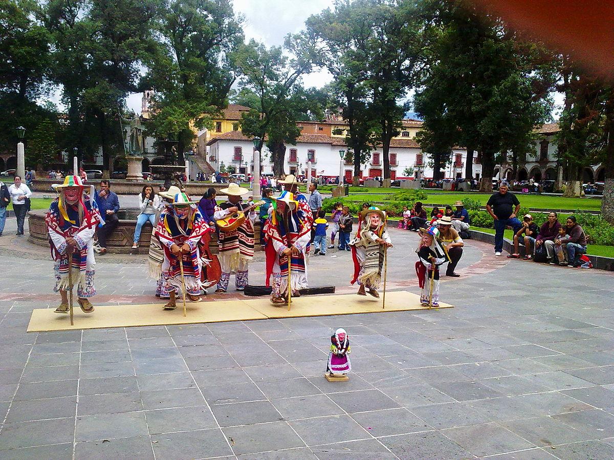Danza de los Viejitos - Wikipedia