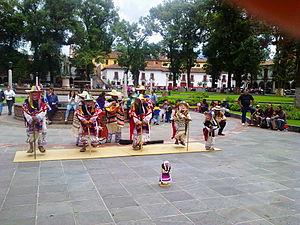 Danza de los Viejitos - Image: Danza de los Viejitos