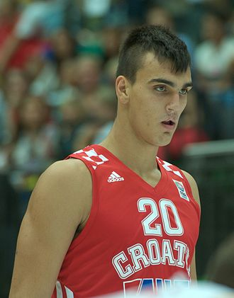 FIBA Europe Young Men's Player of the Year Award - Dario Šarić won the FIBA Europe Young Player of the Year award 2 times (2013, 2014).