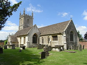 Dauntsey - St James the Great