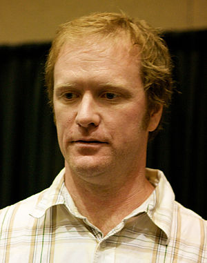 Dave Willis - Willis at the 2008 DragonCon