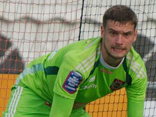 Davor Blažević Footballer