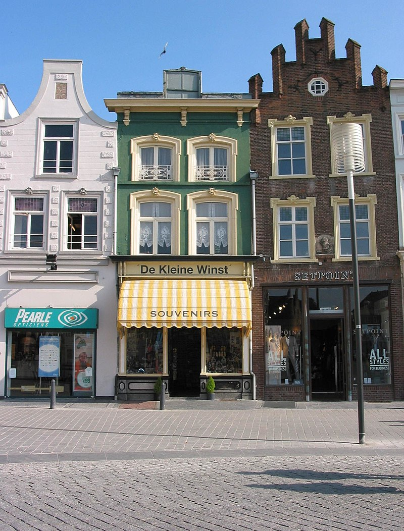 de kleine winst in 39 s hertogenbosch monument. Black Bedroom Furniture Sets. Home Design Ideas