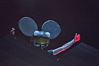 Deadmau5 - Image: Deadmau 5 Rock in Rio Madrid 2012 02