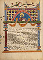 Decorated Text Page with half figure of Eusebius - Google Art Project.jpg