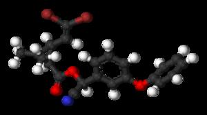 Deltamethrin - Image: Deltamethrin 3D balls 2