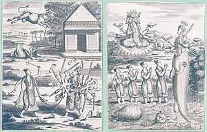 Hindu mythology - Depictions of episodes from Hindu mythology