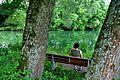 Der Itzelberger See in Königsbronn wurde schon im Jahr 1471 urkundlich erwähnt. 08.jpg