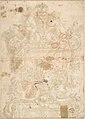 Design for an Overdoor Decoration (recto); Rinceaux (verso) MET DP809472.jpg