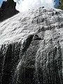 Devichiy kosy waterfall very close. July 2007. - Потоки водопада Девичьи косы. Июль 2007. - panoramio.jpg
