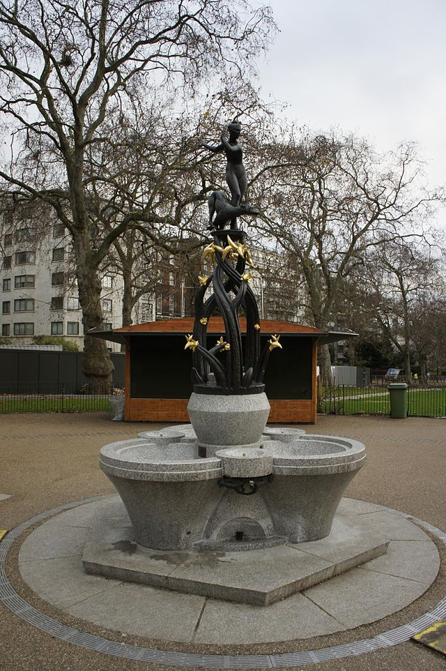 Diana Fountain