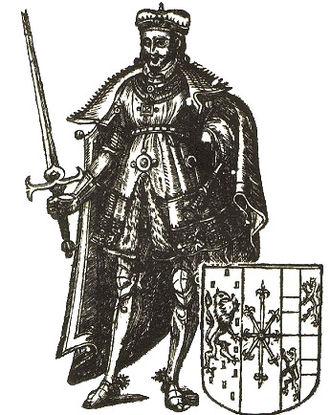 Dietrich VII, Count of Cleves - Image: Diederik VIII (VI)