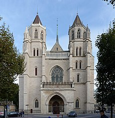 Image illustrative de l'article Cathédrale Saint-Bénigne de Dijon