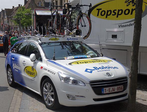 Diksmuide - Ronde van België, etappe 3, individuele tijdrit, 30 mei 2014 (A102).JPG