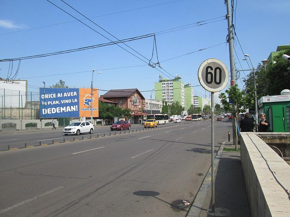 Dimitrie Cantemir boulevard, Bucharest