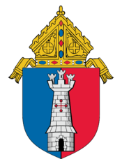 Diocese of Toledo color crest.png