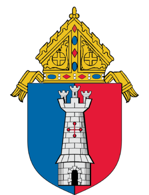 Roman Catholic Diocese of Toledo - Image: Diocese of Toledo color crest