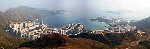 Discovery Bay - Discovery Bay, Lantau Island (panorama)