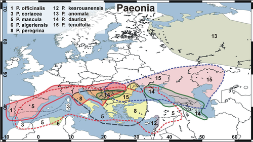 Distribution map paeonia europa.png