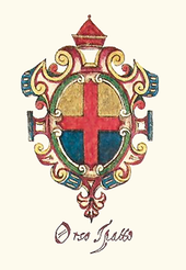 Orso Ipato coat of arms