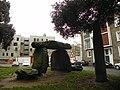 Dolmen des Trois Pierres, Saint-Nazaire - Rear View 03.JPG