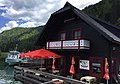 Dolomitenblick, Gasthaus am Ostufer des Weissensee, Kärnten.jpg