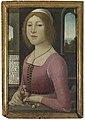Domenico Ghirlandaio (1449-1494) (style of) - Costanza Caetani - NG2490 - National Gallery.jpg