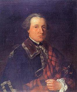 Donald Cameron of Lochiel Scottish Highland Clan Chief