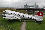 Douglas DC-3 Swissair HB-IRN (9296340661).jpg